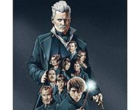 The Crimes of Grindelwald Alternate Poster