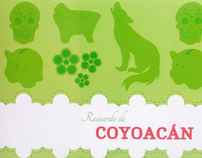Recuerdo de Coyoacán