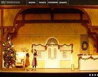 SIU Department of Theater Website