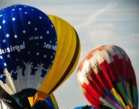 Montgolfieres à Chambley