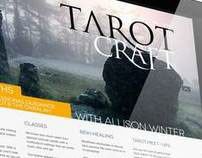 Tarot Craft with Allison Winter