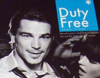 DutyFree, Catálogo de producto mayo 2009