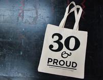 30 & PROUD