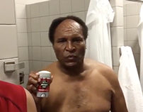 Sirvido Challenge  Old Spice
