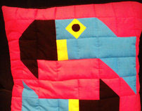 Parrot Quilting