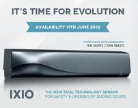 IXIO teasing & release