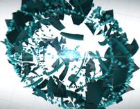 Speaker Bomb - Motion Logo