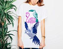 ANIMAL PRINT - Tshirt design