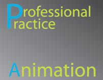 Professional Practice - Magazine Design