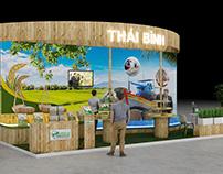 Vietnam Agriculture Symposium 2018 - Exhibition Booth