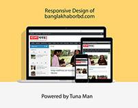 Bangladeshi Online News Paper Wordpress Site