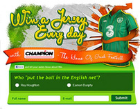 Champion Sports Facebook Competitions