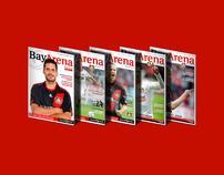 Bayer 04 Leverkusen - Bayarena Magazin