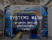 SYSTEMS WASH - Lettering