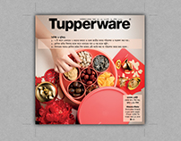 Tupperware Flyer