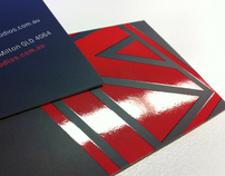 17 Mile Studios - Business Cards