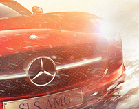 Benz Winter Test Drive KV Pitch