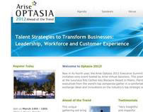 Arise Optasia Site
