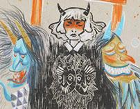Hannya - la femme en colère .2