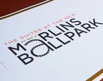 Miami Marlins Suite Sales Brochure