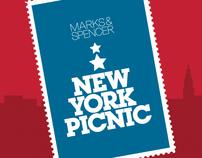 M&S New York Picnic