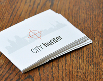 City Hunter : Logotype