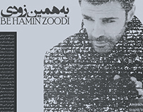 Be Hamin Zoodi Typography