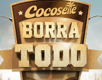 Cocosette Borra Todo