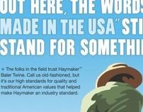 Fabpro - All American Ad Campaign