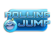 Game Interface : Rolling Jump (Iphone Game)