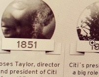 Citi, 200 anniversary