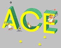 Court 16 – Tennis for Kids
