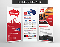 Project Lannford- Rollup Banner