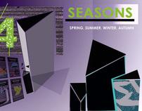 4SEASONS/ package design