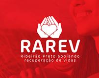 RAREV - Web & Brand
