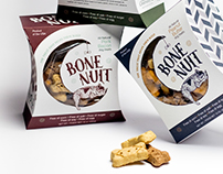 Bone Nuit dog treat packaging