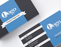 Corporate Business card Freebie
