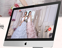 Vesna-wedding.com - corporate website.