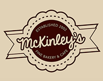 McKinley's Cafe & Bakery.