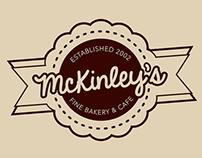 McKinley's Cafe & Bakery.
