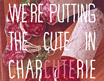 WC Wine & Charcuterie Advertising