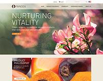 Pangea Organics Website