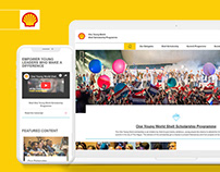 Shell One Young World Event Assets