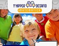 1º Hipper Desafio de Matemática - Hipper Freios
