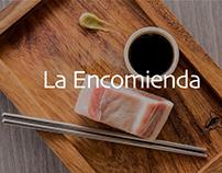 La encomienda -Photography and Social media content