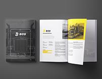 Bos | Broschure