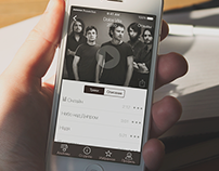 Music Application