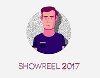 MacWojcik | Showreel 2017