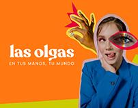 La Olgas - En tus manos, tu mundo
