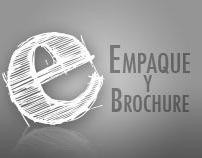 Empaque y Brochure